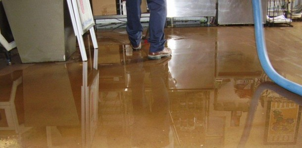 Water Damage Cleanup and Flood Restoration: