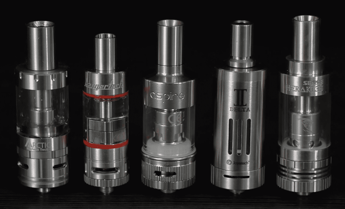 Best Vape Tanks - 2021