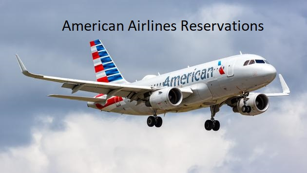 American Airlines Reservations | Flight Booking Deals