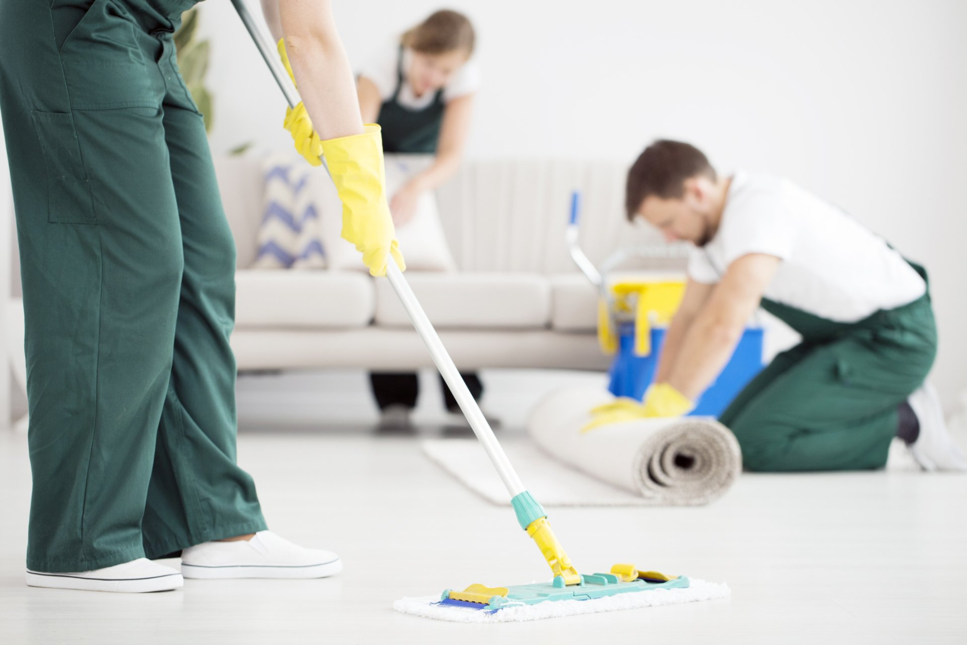 Benefits of Carpet Cleaning for Healthy & Clean Environment