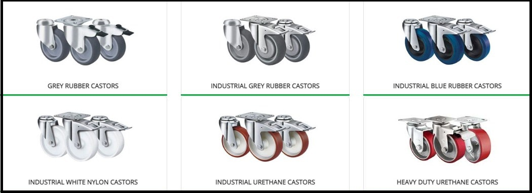 A step by step guide to properly install castors