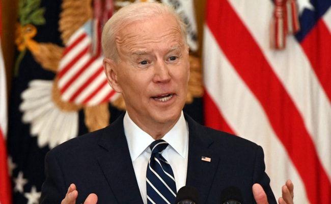 "Determined To Help India"", Says Joe Biden Amid Covid Surge"