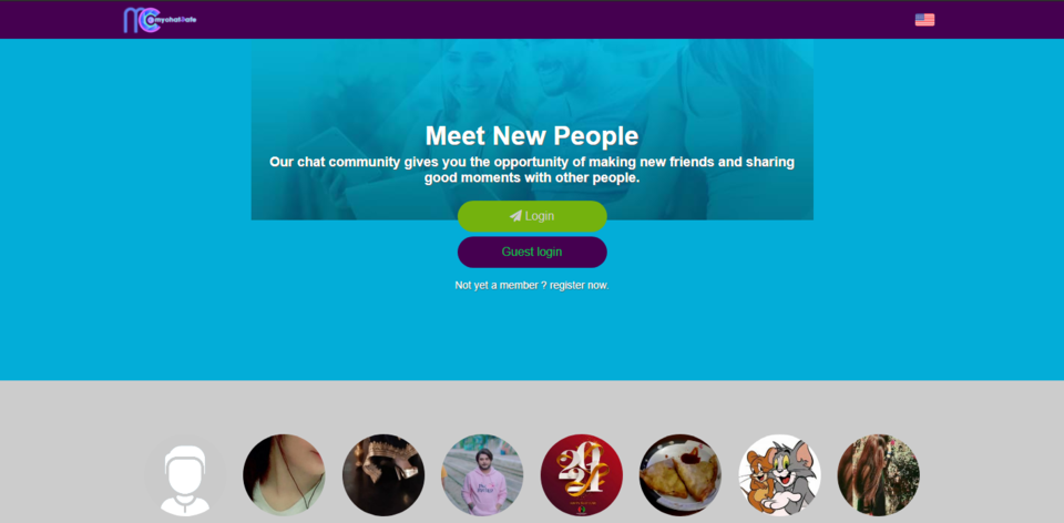 Online Chat Rooms Chatting App Fun & social